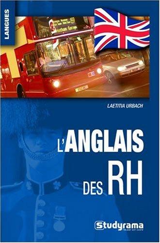 L'anglais des RH