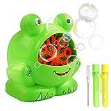 Best Machines à bulles - Machine automatique de souffleur de bulle de grenouille Review