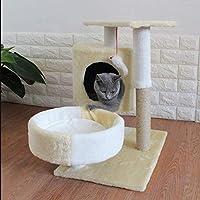 El Gato suministra Cuatro Temporadas Gato Gato Marco Gato Gato Arena Madera Maciza un pequeño Gato