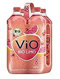 ViO Bio Limo Grapefruit-Rote Johannisbeere Einweg,...