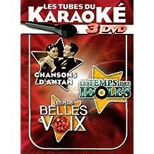 Les Tubes Du Karaoké : Chansons D'Antan / Le Temps Des Idoles / Belles Boix