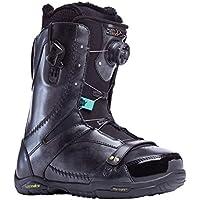 Hombre botas de Snowboard K2 gauge 2014, color Negro - negro, tamaño 40.5