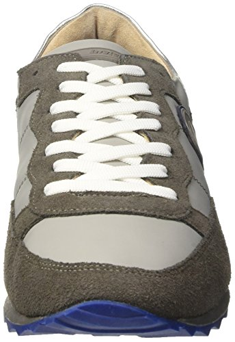 Invicta 4461100, Sneakers basses mixte adulte Gris