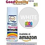 F1 Multipurpose Aerosol Spray Paint (White)
