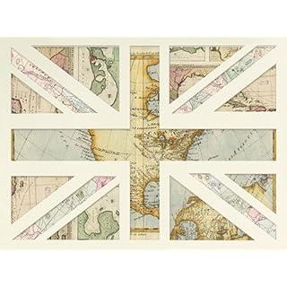 Anthony Peters Leinwandbild, Design Times, 60x80cm