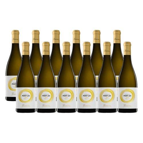Gramona Xarelo Font Jui - Vino Blanco - 12 Botellas