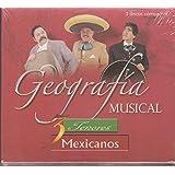 Geografia Musical: Tenores Mexicanos Contiene 3 CD'S by Alberto Angel, Los 3 Tenores Mexicanos, Valente Pastor (0100-01-01)