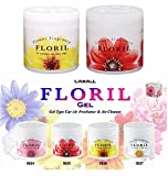 CARALL FLORIL FLOWER White Musk and Sexy Rich Fragrance Japanese Car Air Freshner (For - Ford Cruze)