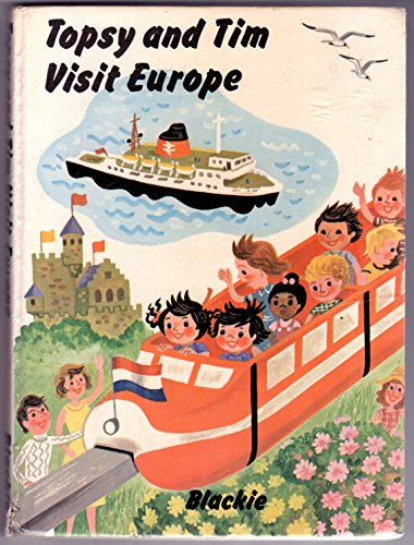 Topsy and Tim visit Europe