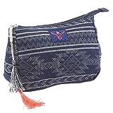 Chiemsee Beachbags Denim Pouch 23 cm Navy