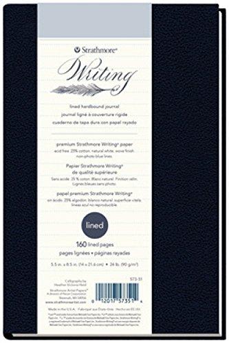 Pro-Art-Bilderpalette Papier Strathmore softcover Journal doublé 7,75 x 24,7 cm, 64 Feuilles