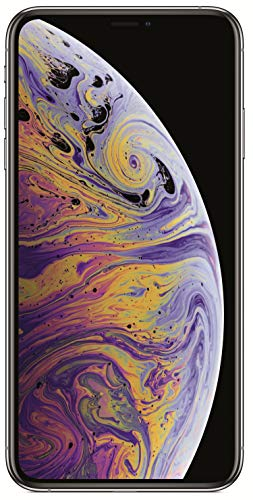 Apple iPhone Xs Max (Silver, 4GB RAM, 256GB Storage, 12 MP Dual Camera, 458 PPI Display)