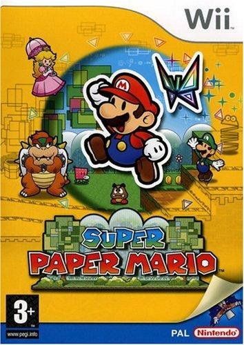 Super Paper Mario [FR Import]