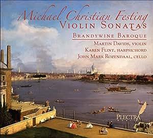 Michael Christian Festing:Viol [Import USA]