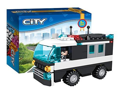 Cogo City Police 3409Cruiser-Auto
