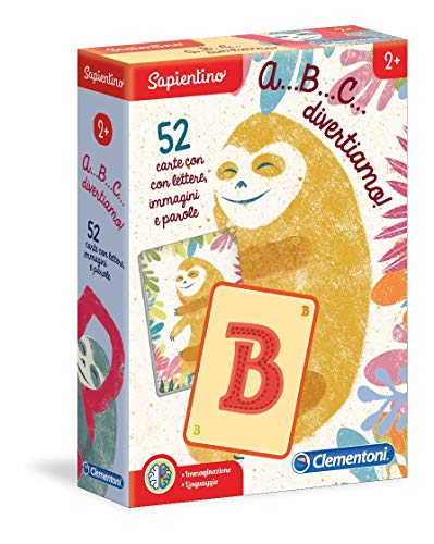 Clementoni SAPIENTINO A B C ... DIVERTIAMO