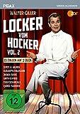 Locker vom Hocker, Vol. 2 / Weitere 13 Folgen der Sketch-Comedy-Reihe (Pidax Serien-Klassiker) [2 DVDs] -