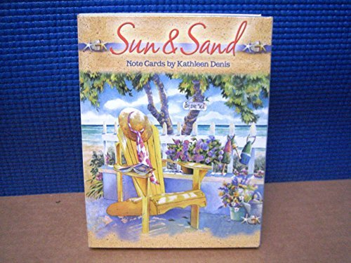 sun-sand-by-kathleen-denis-asn34621-blank-beach-note-card-assortment-by-leanin-tree-12-cards-featuri