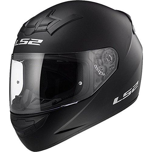 LS2 - Casco Moto, Nero, L