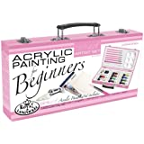 Royal and Langnickel Beginners Artist Acrylic Paint and Brush Set