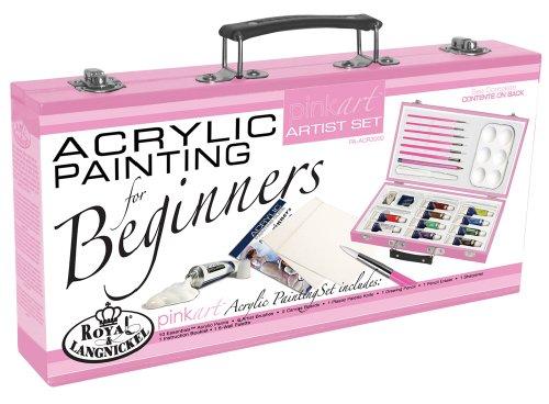 royal-langnickel-maletin-de-pintura-acrilica-para-principiantes