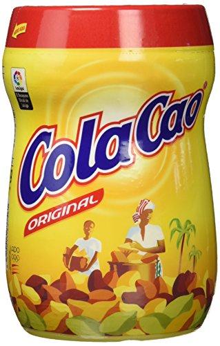 Foto de Cola Cao Cacao Soluble - 400 gr - [Pack de 3]