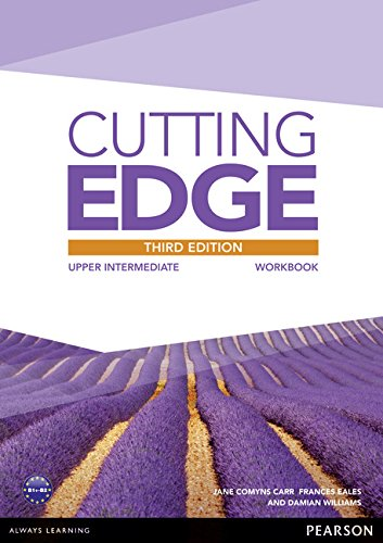 Cutting edge. Upper-intermediate. Workbook. Without key. Per le Scuole superiori. Con espansione online