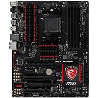 MSI 7693-040R 970 Gaming AM3+ AMD Motherboard (ATX, 4x DDR3 1333, SATA 3, USB 3.0)