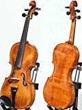 #10: 120. No Brand New Antique Indian Violin Splendid Tone! by Trading dukan