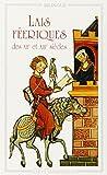 Lais féeriques des XIIe et XIIIe siècles