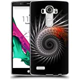 Official Sven Fauth Titan Silver Helix Soft Gel Case for LG G4 / H815 / H810