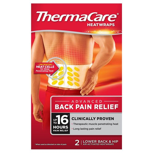 ThermaCare Lower Back Heat Wrap