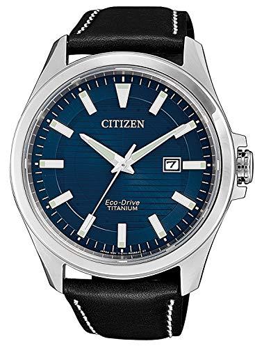 Citizen Herrenuhr Eco-Drive Titan BM7470-17L