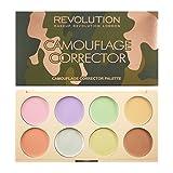 Revolution Concealerpalette - Camouflage Corrector Palette
