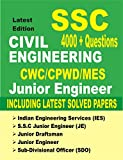 SSC JE Civil Engineering & Previous Year Papers 2018