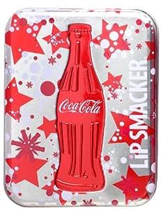 Lip Smacker Coffret Coke Bottle 6 Baumes à Lèvres Coca