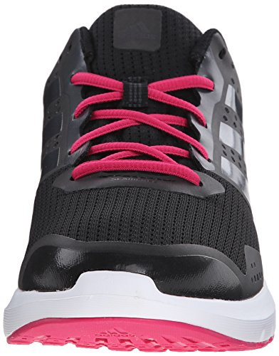 Adidas Duramo 7 Synthétique Chaussure de Course Black/Silver/Pink