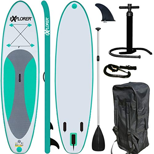 Neustanlo Explorer SUP Board Stand Up Paddle Surfboard… | 04011739233009