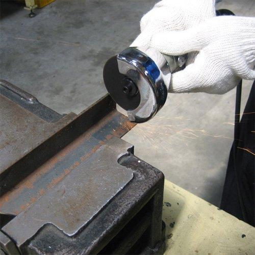 Mauk 113 à air comprimé avec découpeuse thermique 7,5 cm