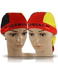 48 x HC-Handel 911868 Fantuch Bandana Deutschland WM EM
