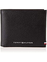 Tommy Hilfiger BUSINESS MINI CC WALLET, Piccola Pelletteria Uomo