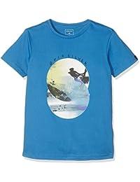 Quiksilver Sscltyoudoubbub T-Shirt Garçon, Taille Unique