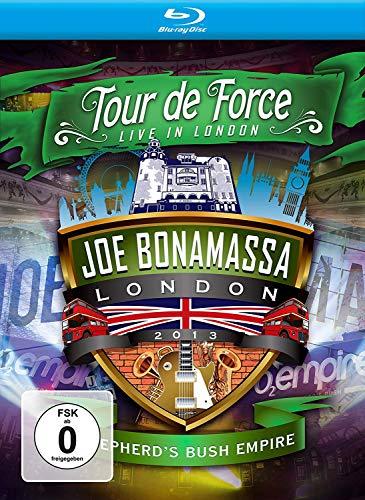 Joe Bonamassa - Tour de Force: Shepherd's Bush Empire/Live in London 2013 [Blu-ray]
