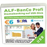 ALF-BanCo 6 Profi USB-Version inkl. 4 GB USB-Stick