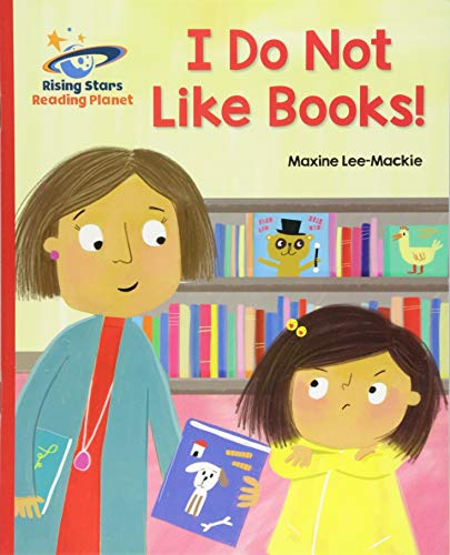 I do not like books!