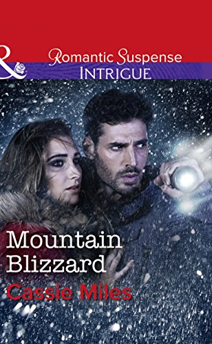 Mountain Blizzard (Mills & Boon Intrigue) (English Edition)