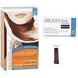 DR. TAFFI - Migliotinta Creme - Mahagoni - Natürliche Haarfarbe - Pflegend - Langanhaltend - Deckt Weißes Haar - Nickel getestet - Keine schädlichen Zusatzstoffe - 115 ml