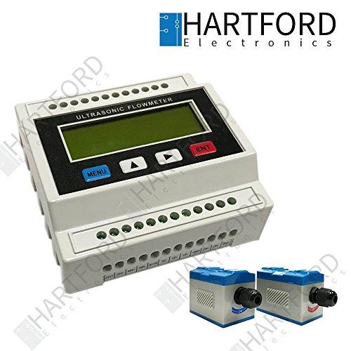hartford-ultrasonico-medidor-de-flujo-pared-montaje-caudal-cantidades-cuchillo-cuchillo-de-flujo-con