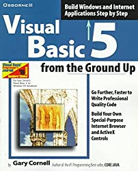 [(Visual Basics from the Ground Up)] [By (author) Gary Cornell] published on (April, 1997)