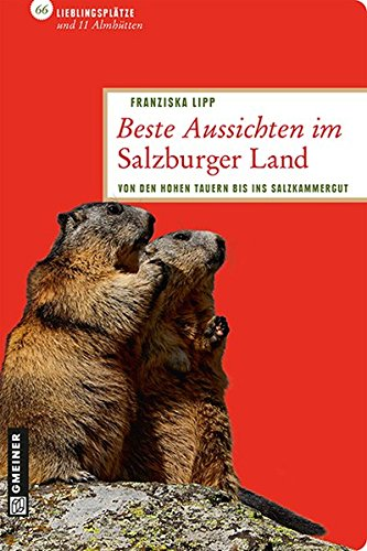Beste Aussichten im Salzburger Land: 66 Lieblingsplätze und 11 Almhütten (Lieblingsplätze im GMEINER-Verlag)